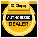 Pioneer Overhead Door Sales is proud to be a Clopay Authorized Dealer.